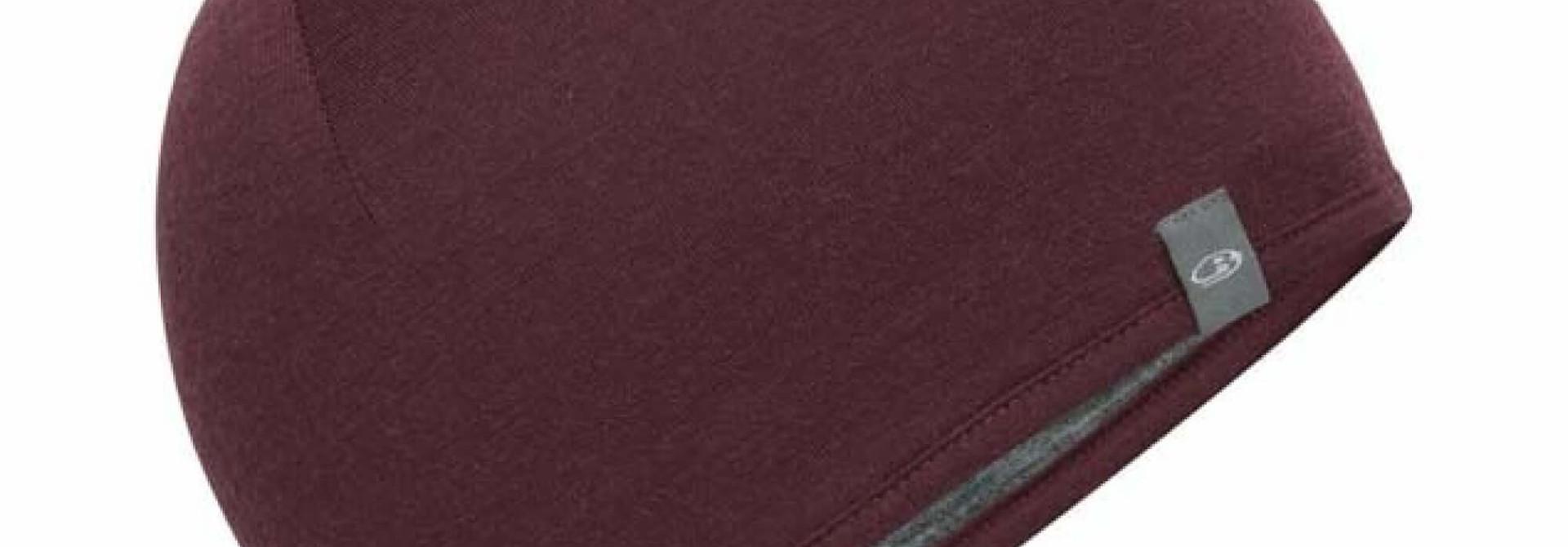 Unisex Merino Pocket Beanie