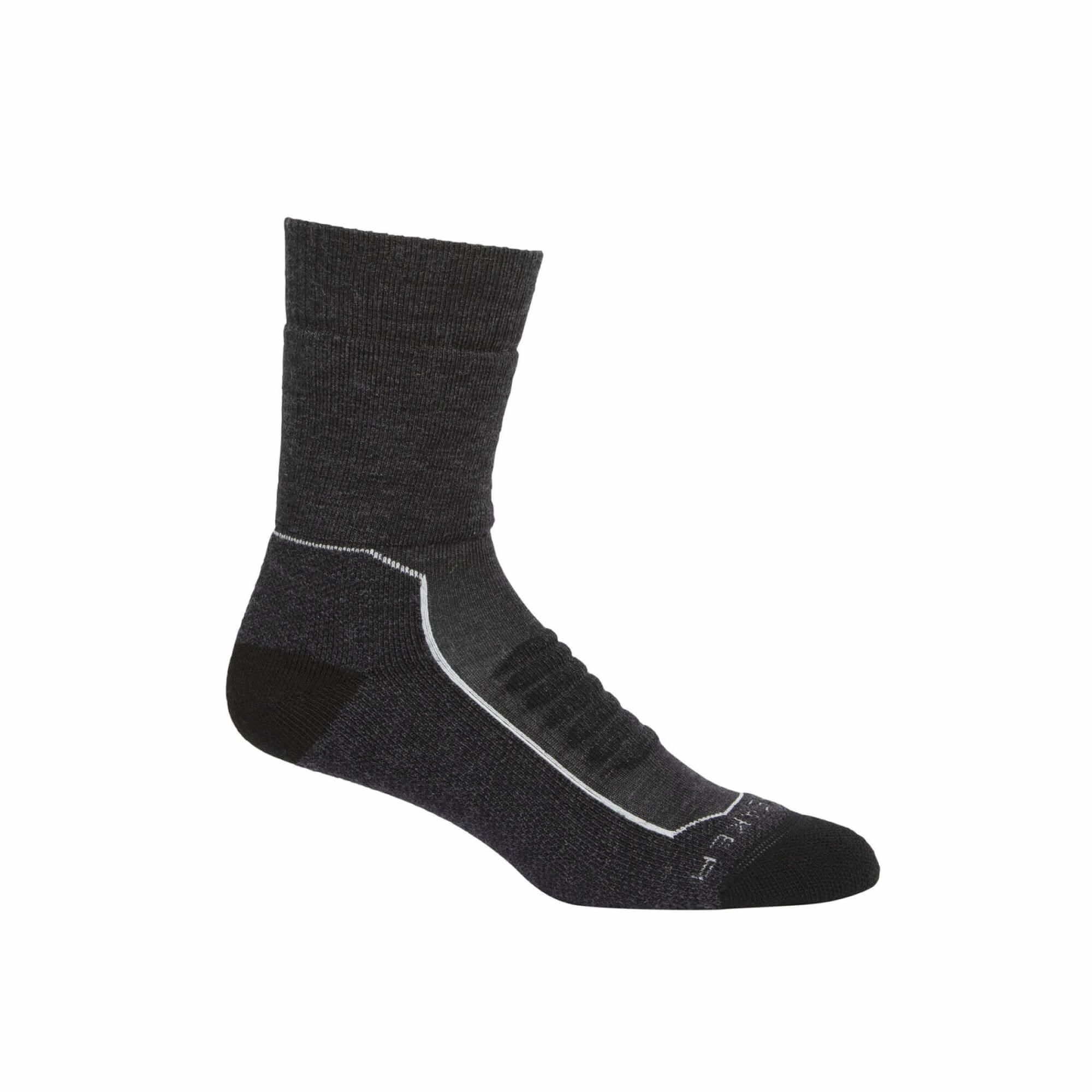 Women's Hike+ Heavy Crew Socks-1