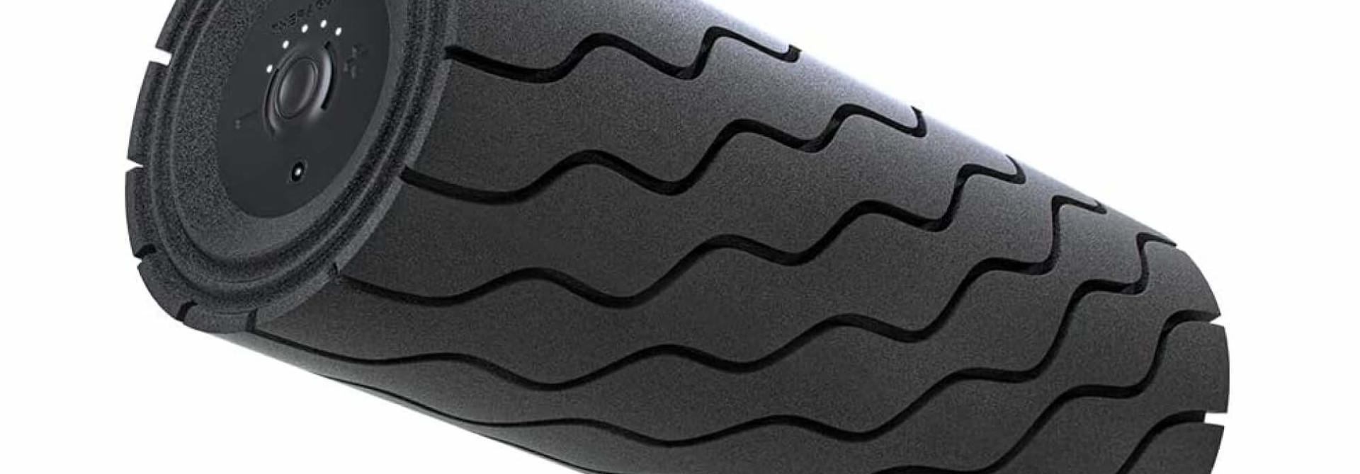 Wave Roller Massage Device