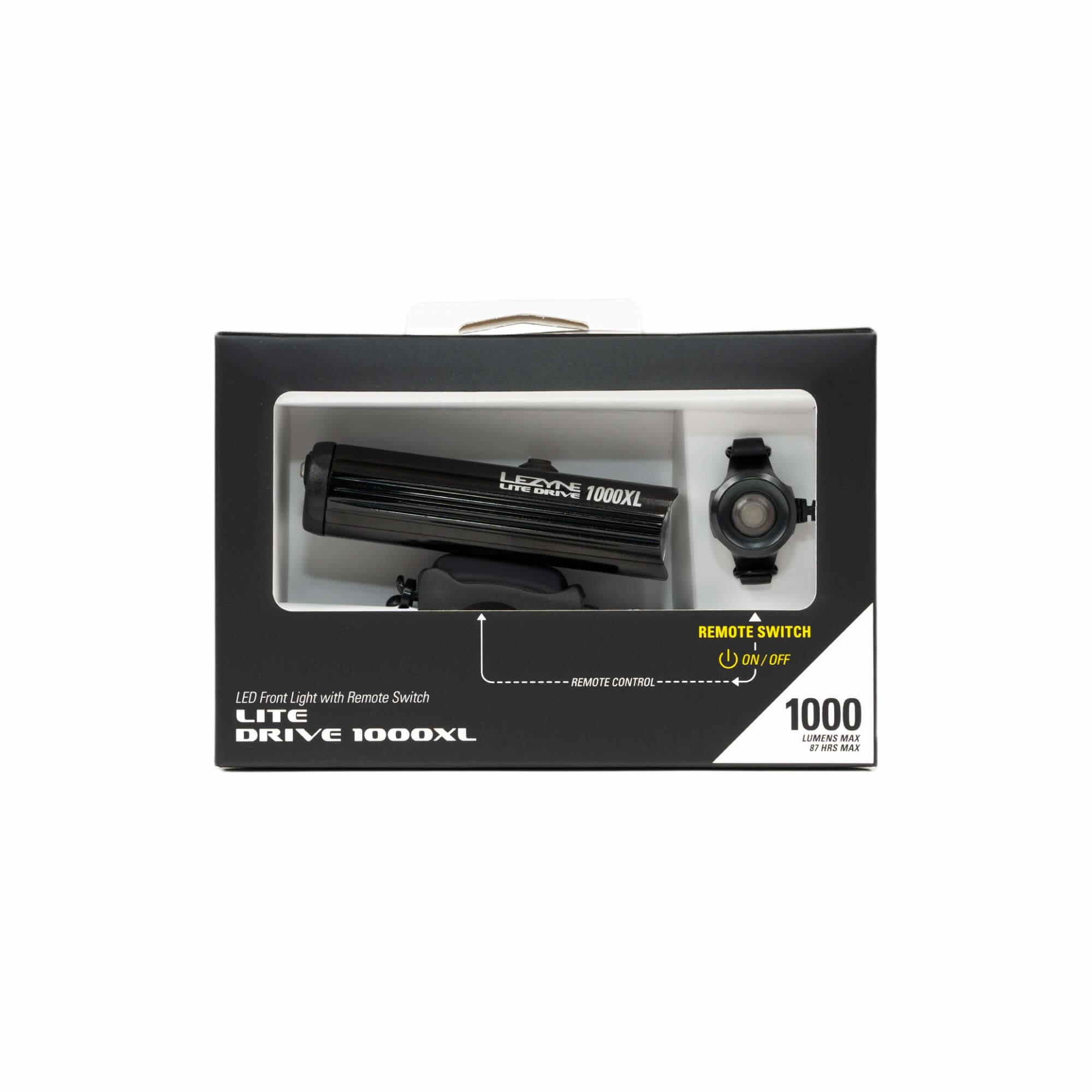 Lite Drive 1000XL - Blk/Higlos-2