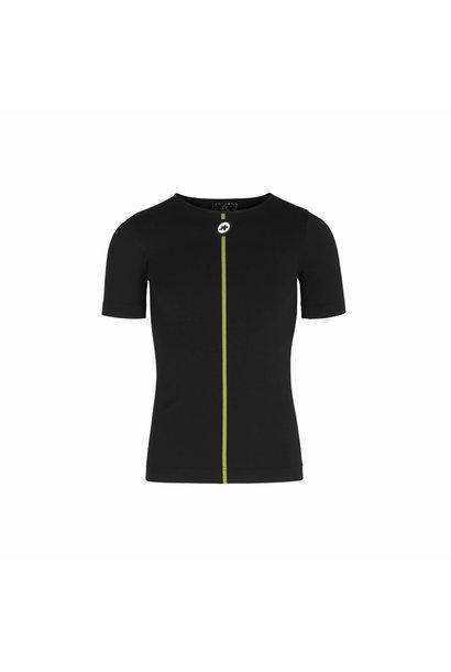 Skinfoil Short Sleeve Spring Base Layer Men Black Series