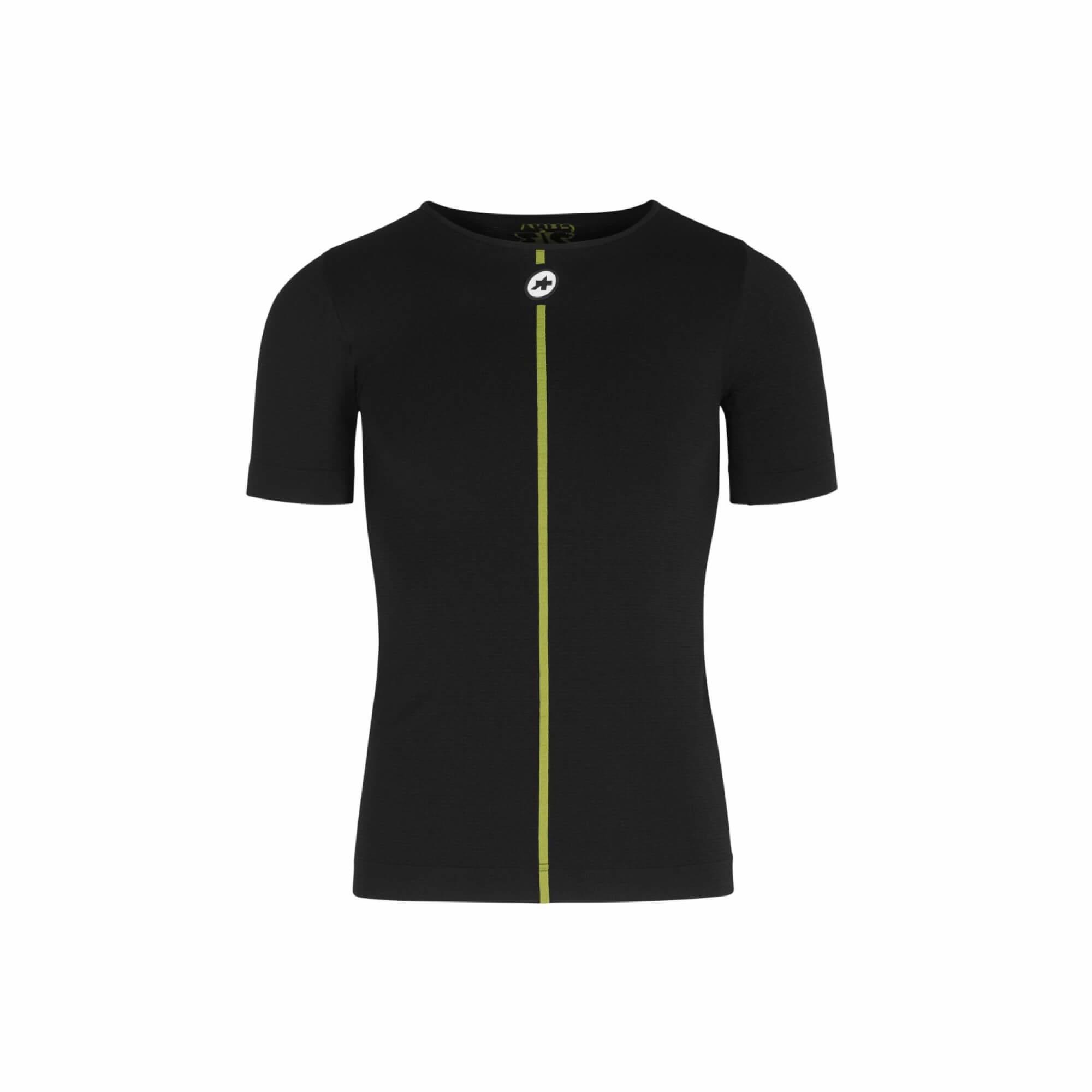 Skinfoil Short Sleeve Spring Base Layer Men Black Series-1