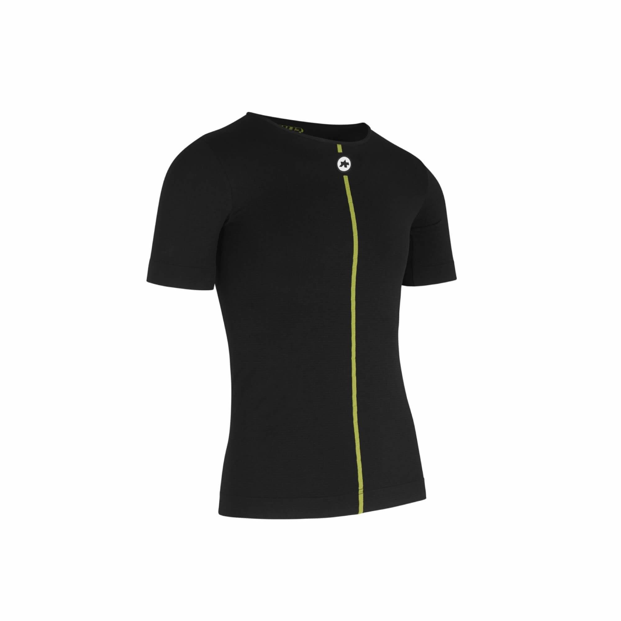 Skinfoil Short Sleeve Spring Base Layer Men Black Series-2