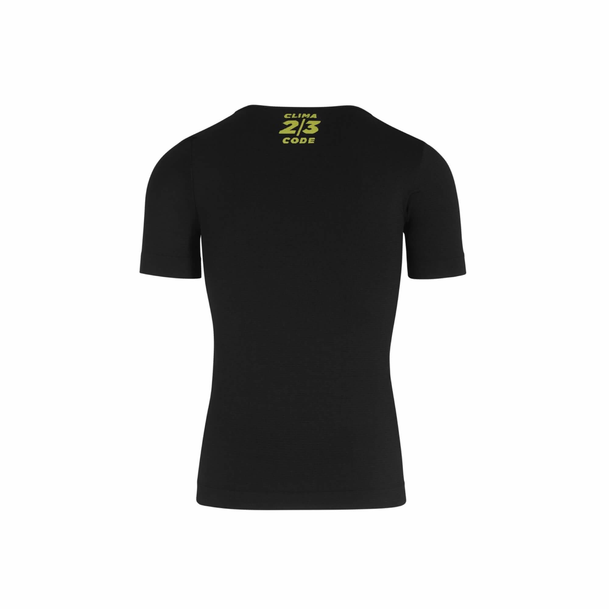 Skinfoil Short Sleeve Spring Base Layer Men Black Series-3