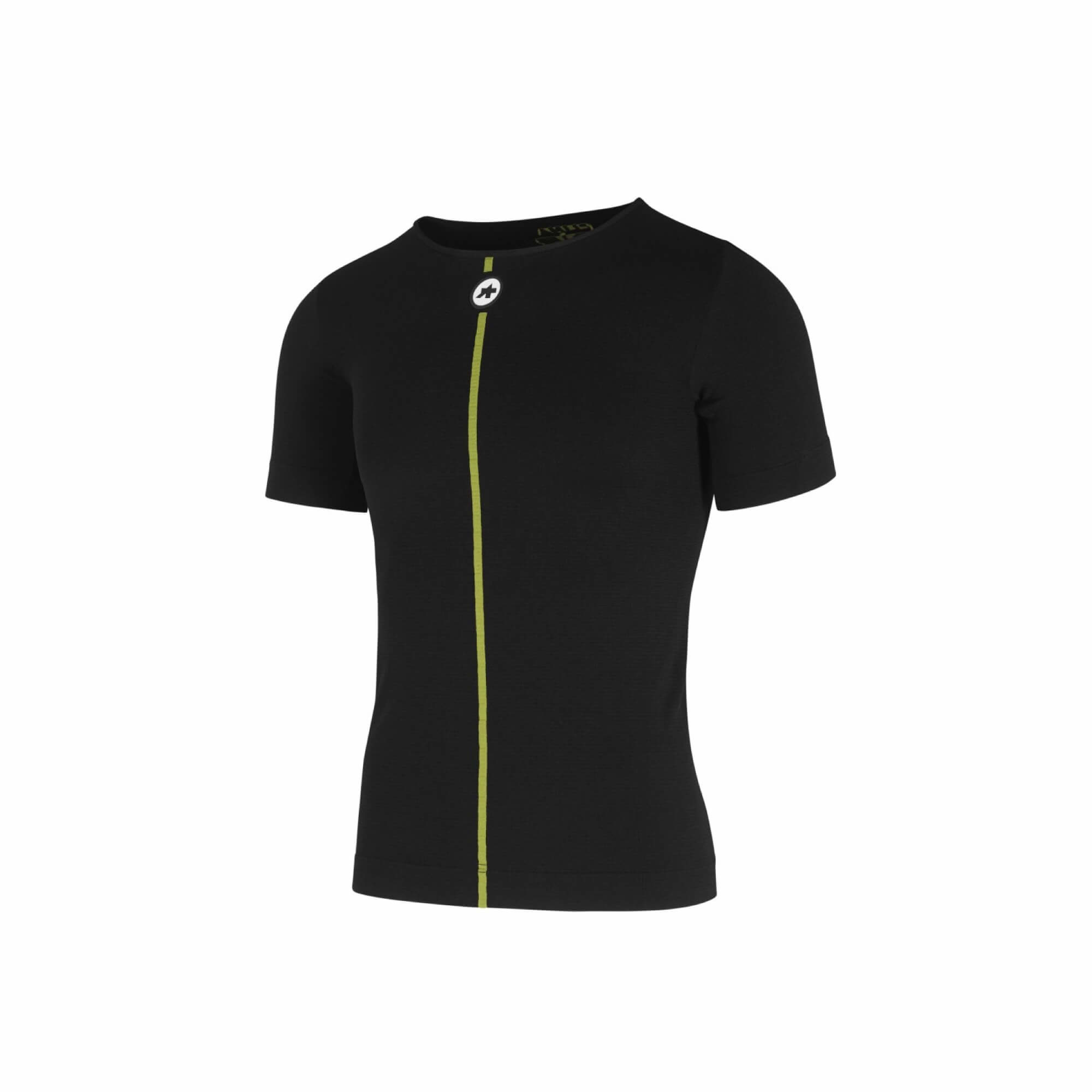 Skinfoil Short Sleeve Spring Base Layer Men Black Series-4