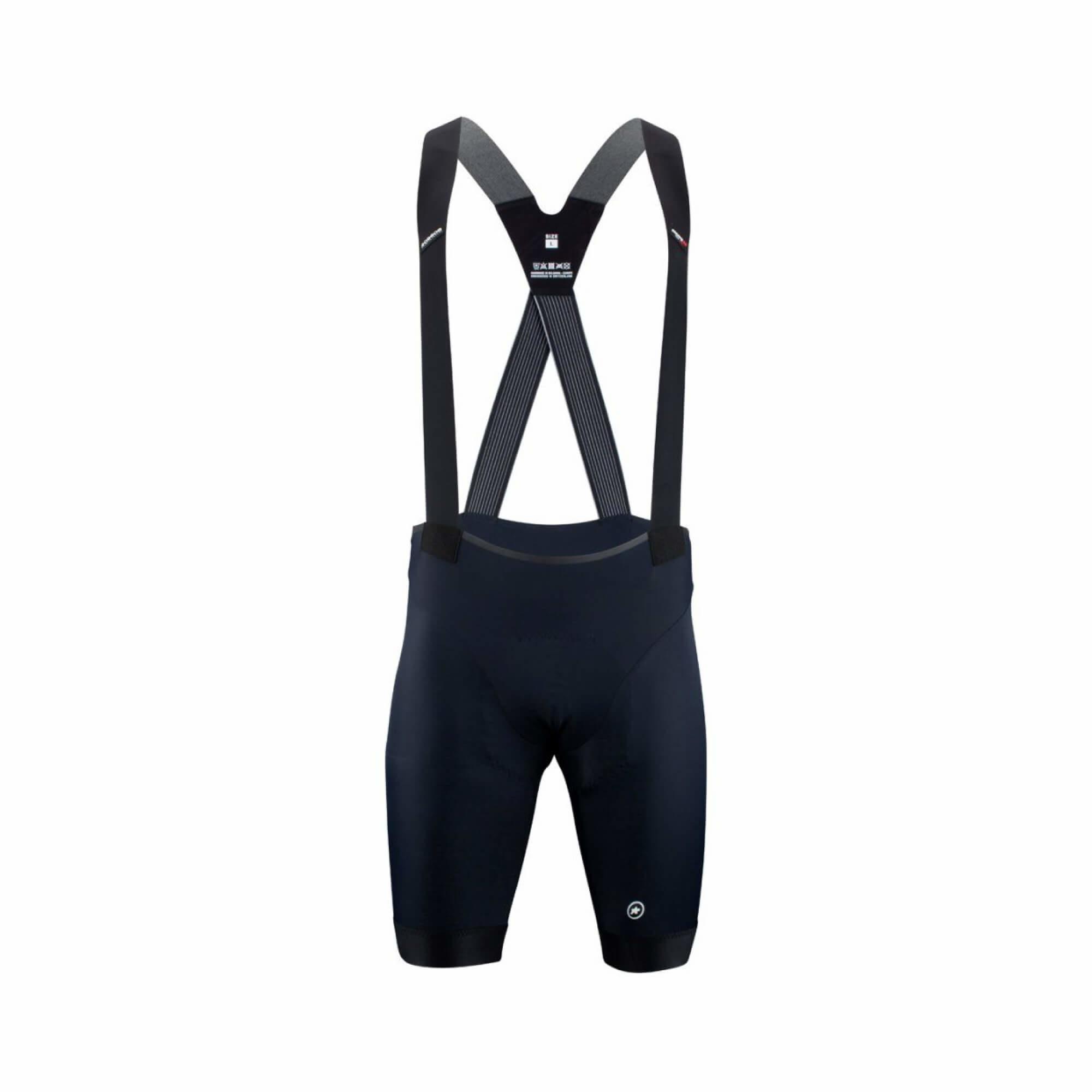 Shorts Bib Equipe RS S9 Prof Black-1