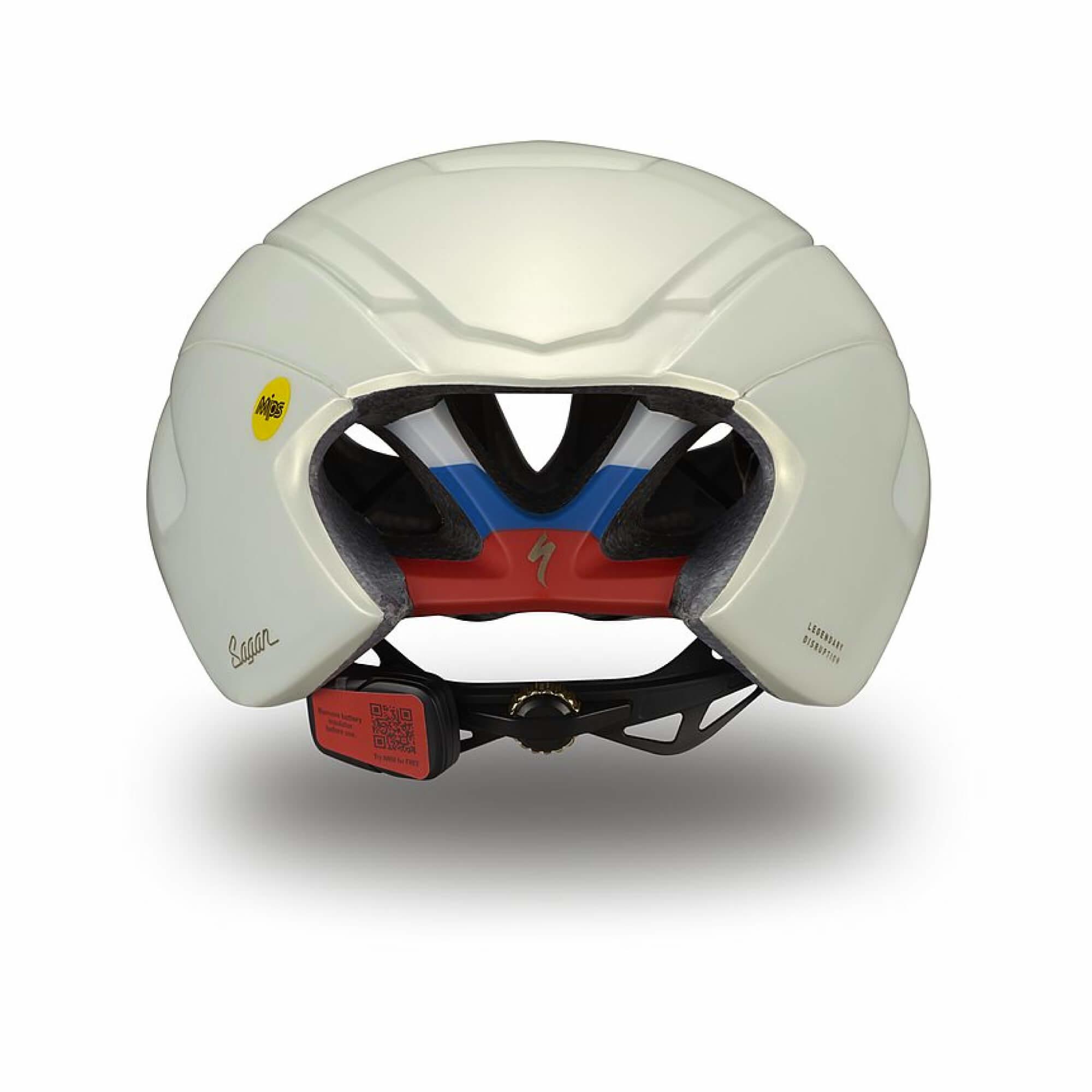 S-Works Evade II Helmet Angi Mips Sagan Disruption 2022-4