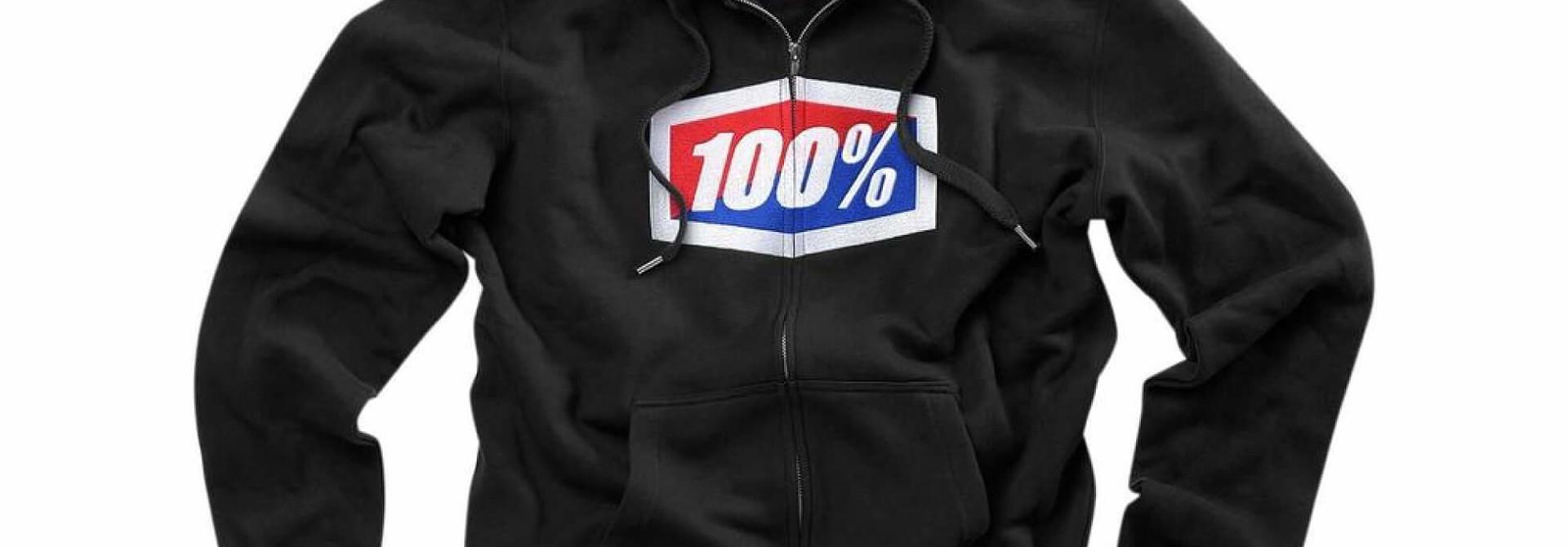 Official Hooded Zip Sweatshirt 2021
