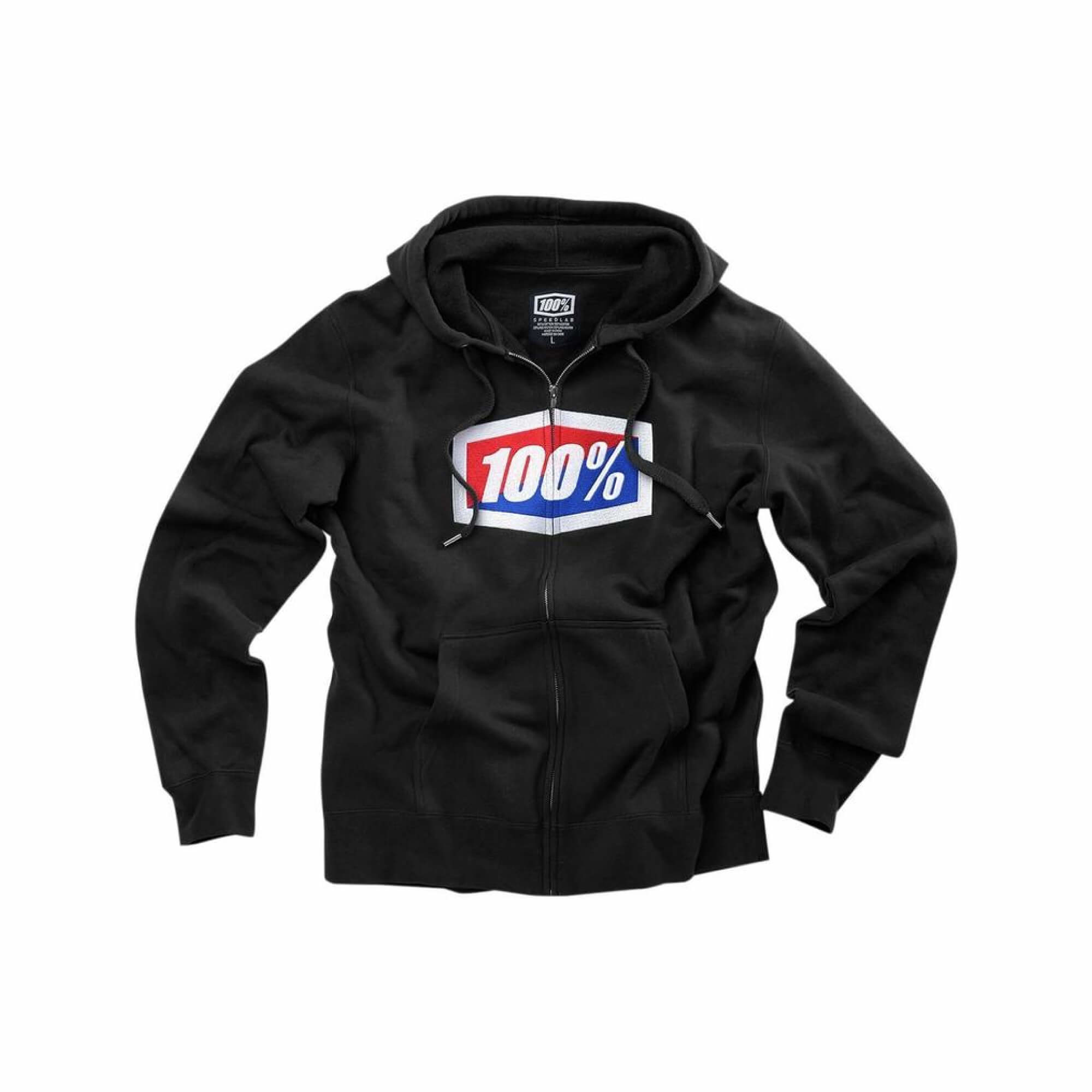 Official Hooded Zip Sweatshirt 2021-1