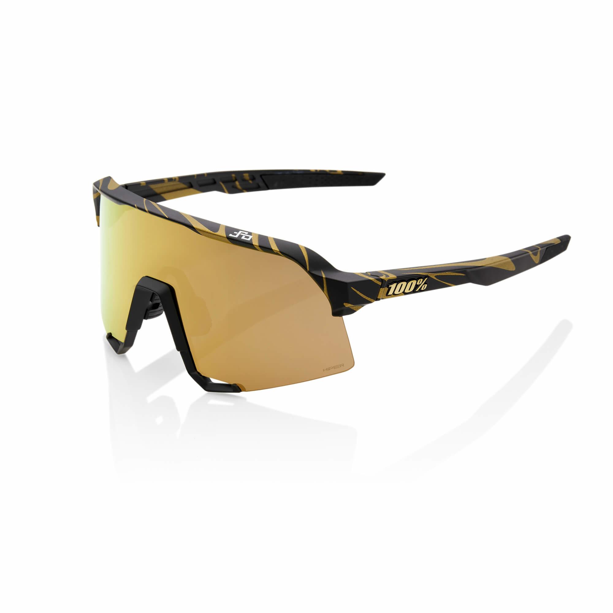 S3 Peter Sagan LE Metallic Gold Flake Hiper Gold Mirror Lens-1
