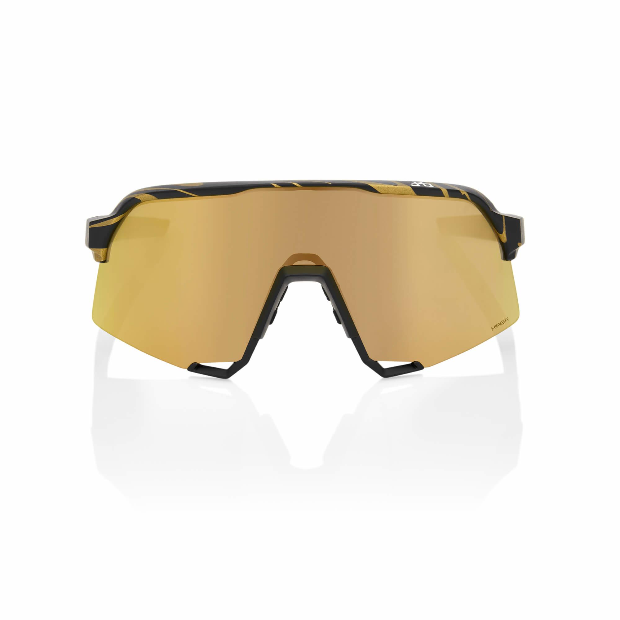 S3 Peter Sagan LE Metallic Gold Flake Hiper Gold Mirror Lens-2