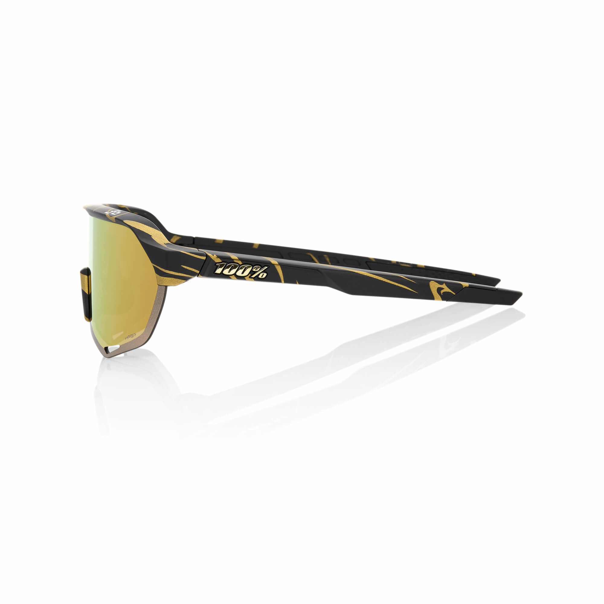 S2 Peter Sagan LE Metallic Gold Flake Hiper Gold Mirror Lens-3