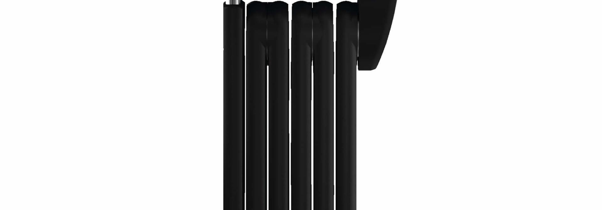 Lock Bordo Lite Combo 6055 60cm SH Black