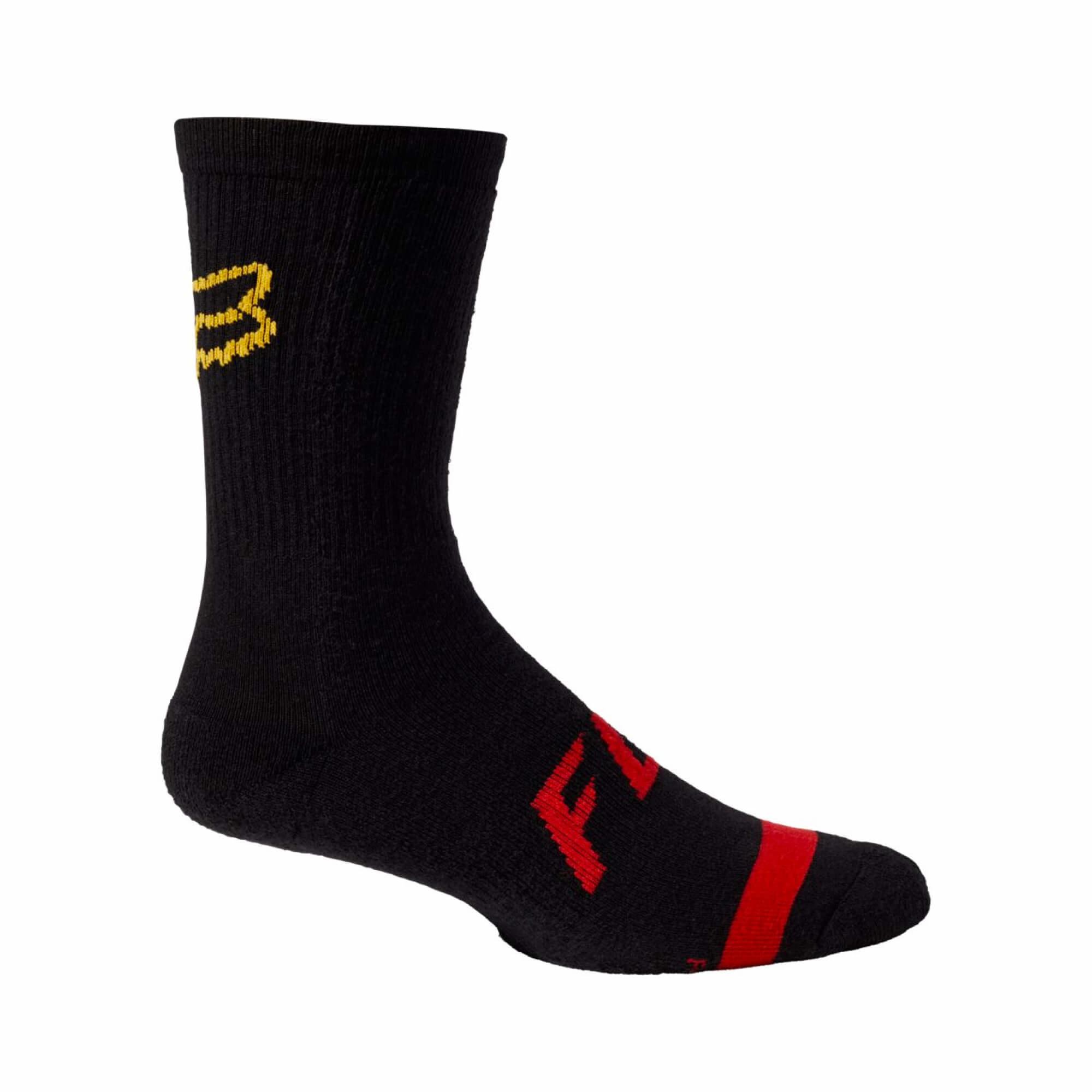 "8"" Defend Sock 2021-2"