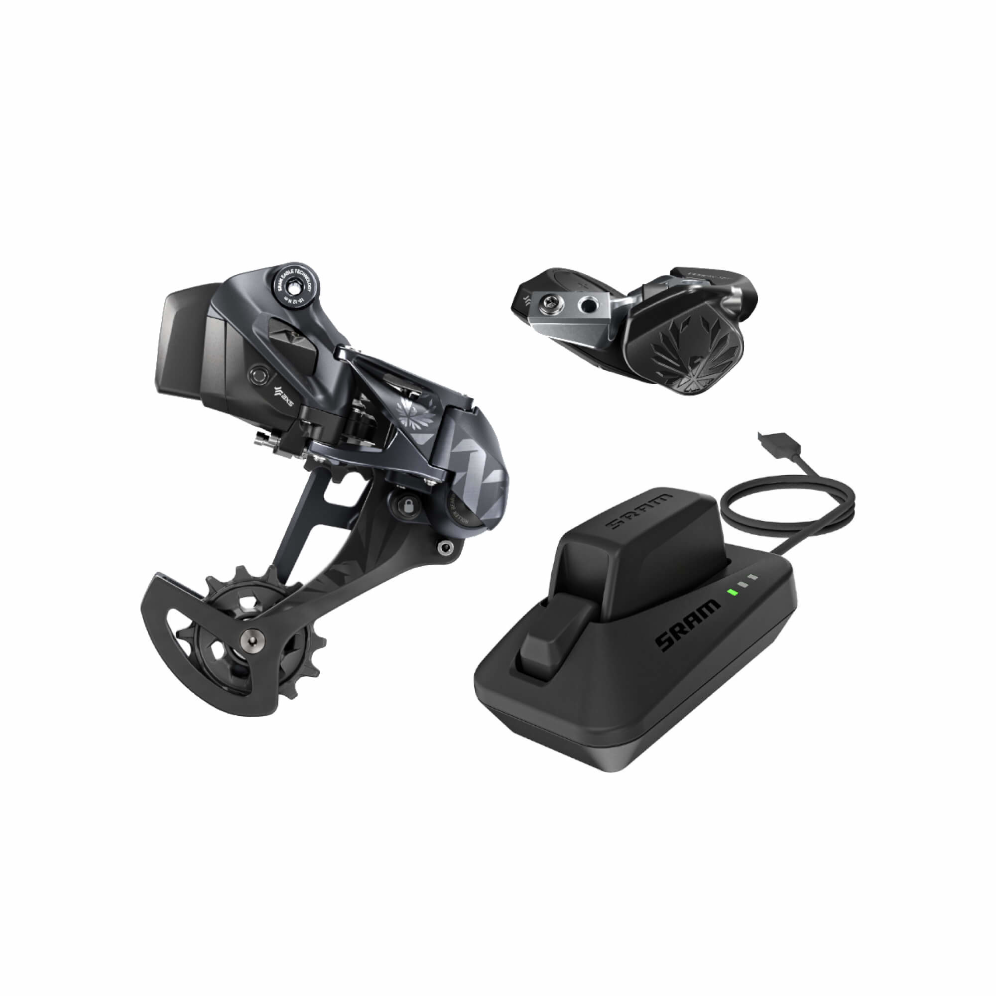 Upgrade Kit XX1 Eagle AXS - includes Rear Derailleur, Battery, Shifter & Charger-1