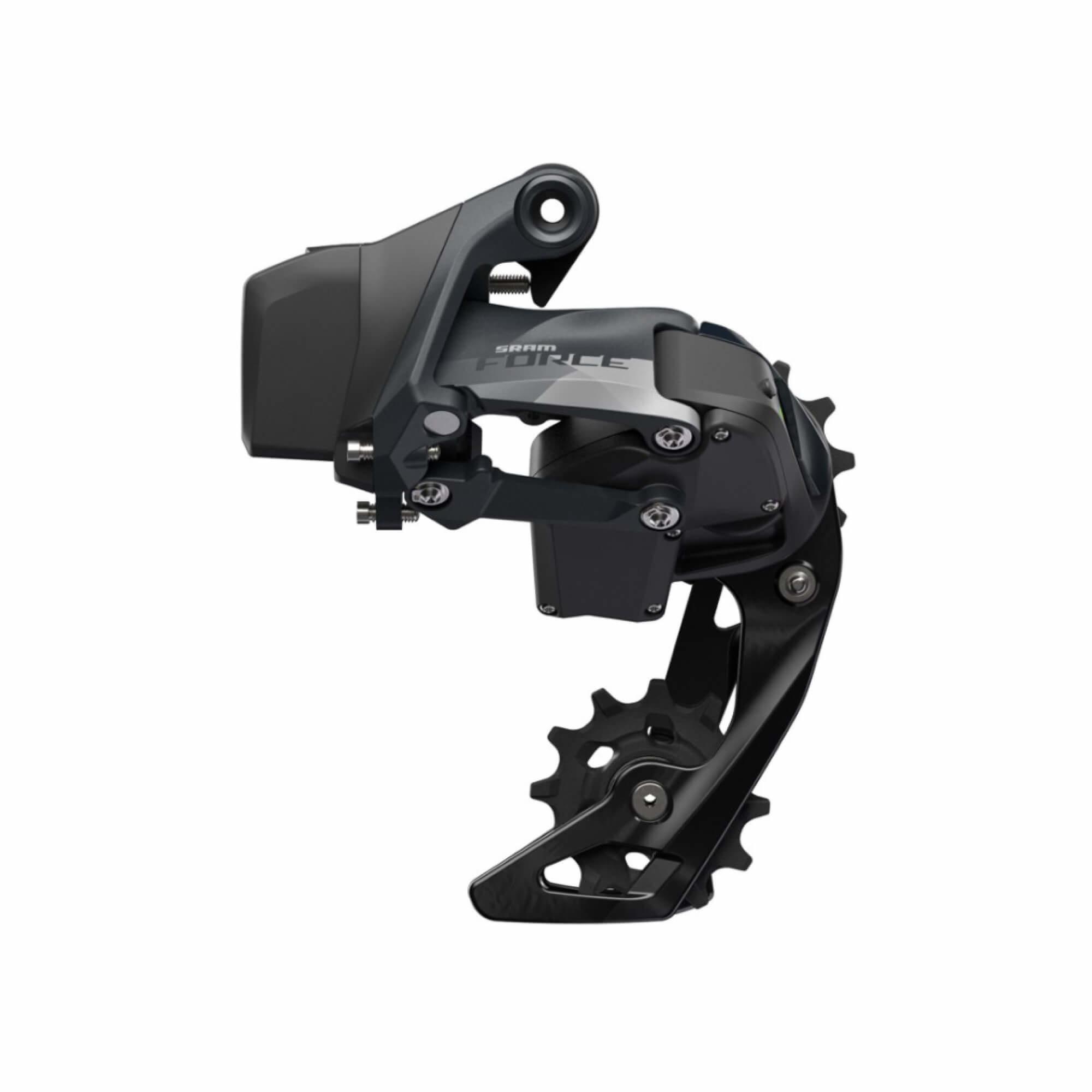 Force eTap AXS Upgrade Kit 1x Hydraulic 6 Bolt Disc Brake Flat Mount-3
