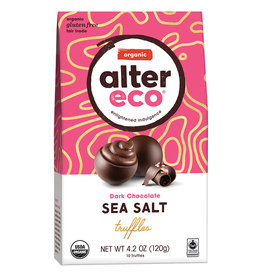 Alter Eco Alter Eco - Truffles, Sea Salt - Full Box