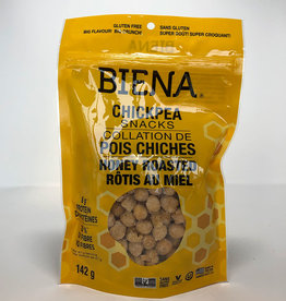 Biena Snacks Biena - Chickpea Snacks, Honey Roasted