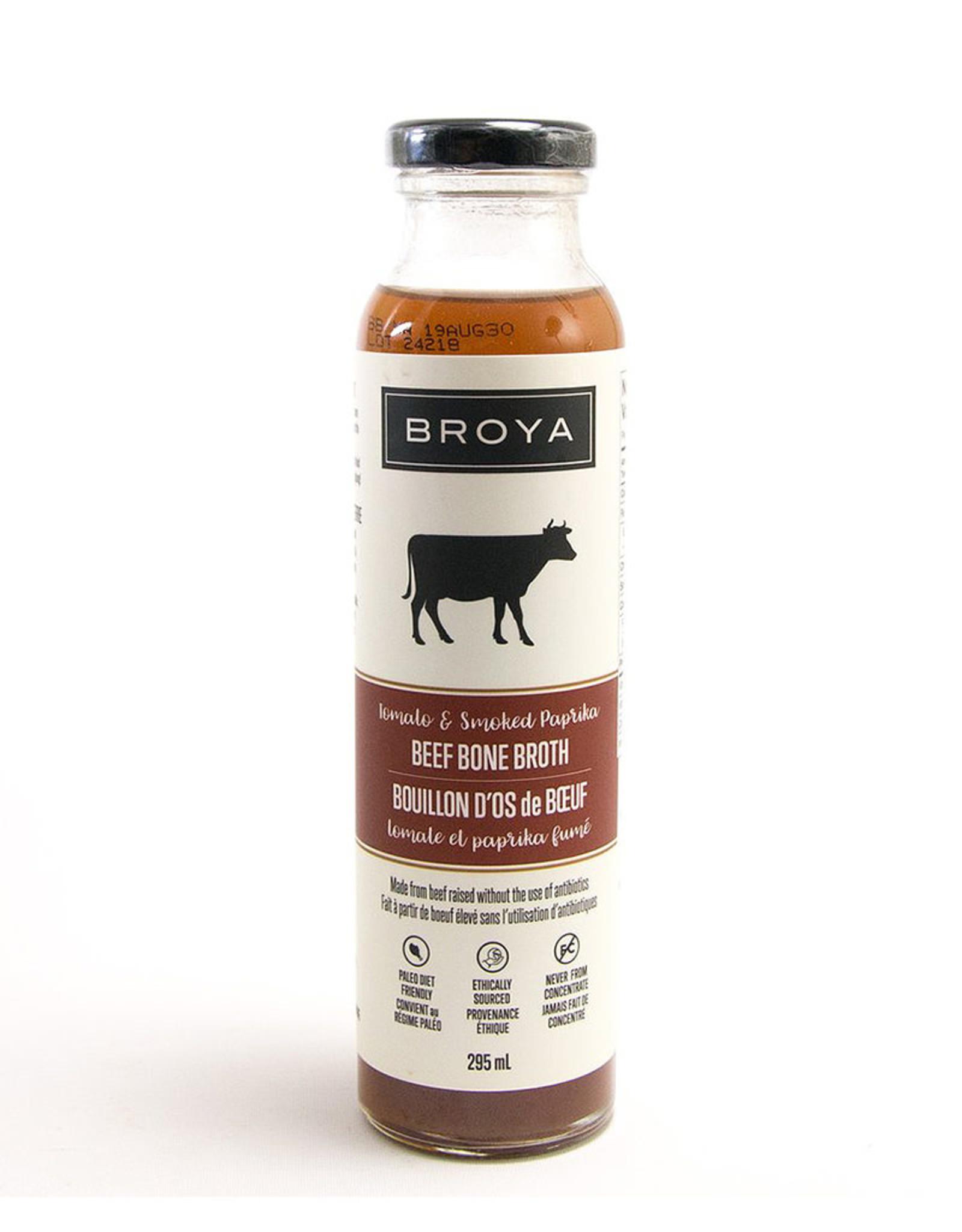 Broya Broya - Beef Bone Broth, Tomato and Smoked Paprika