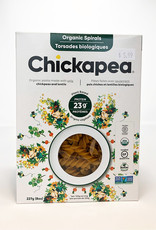 Chickapea Pasta Chickapea - Chickpea Lentil Pasta, Spirals (227g)