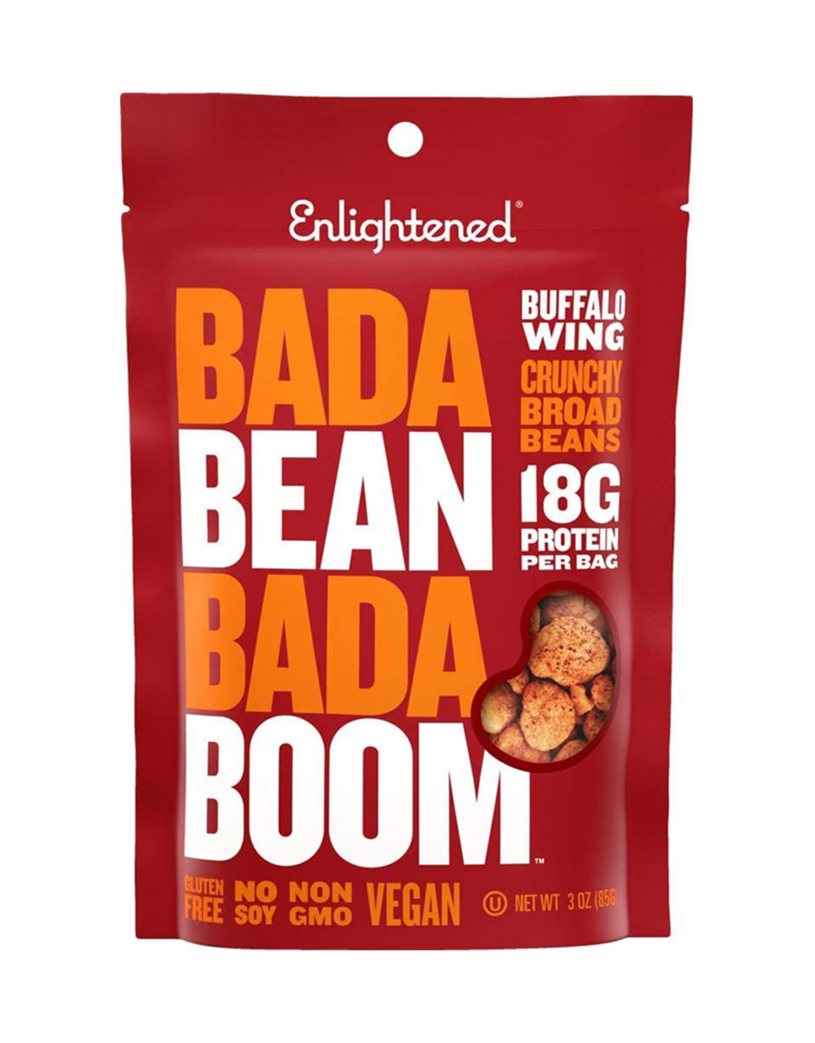 Enlightened Enlightened - Bada Bean Bada Boom, Buffalo Wing