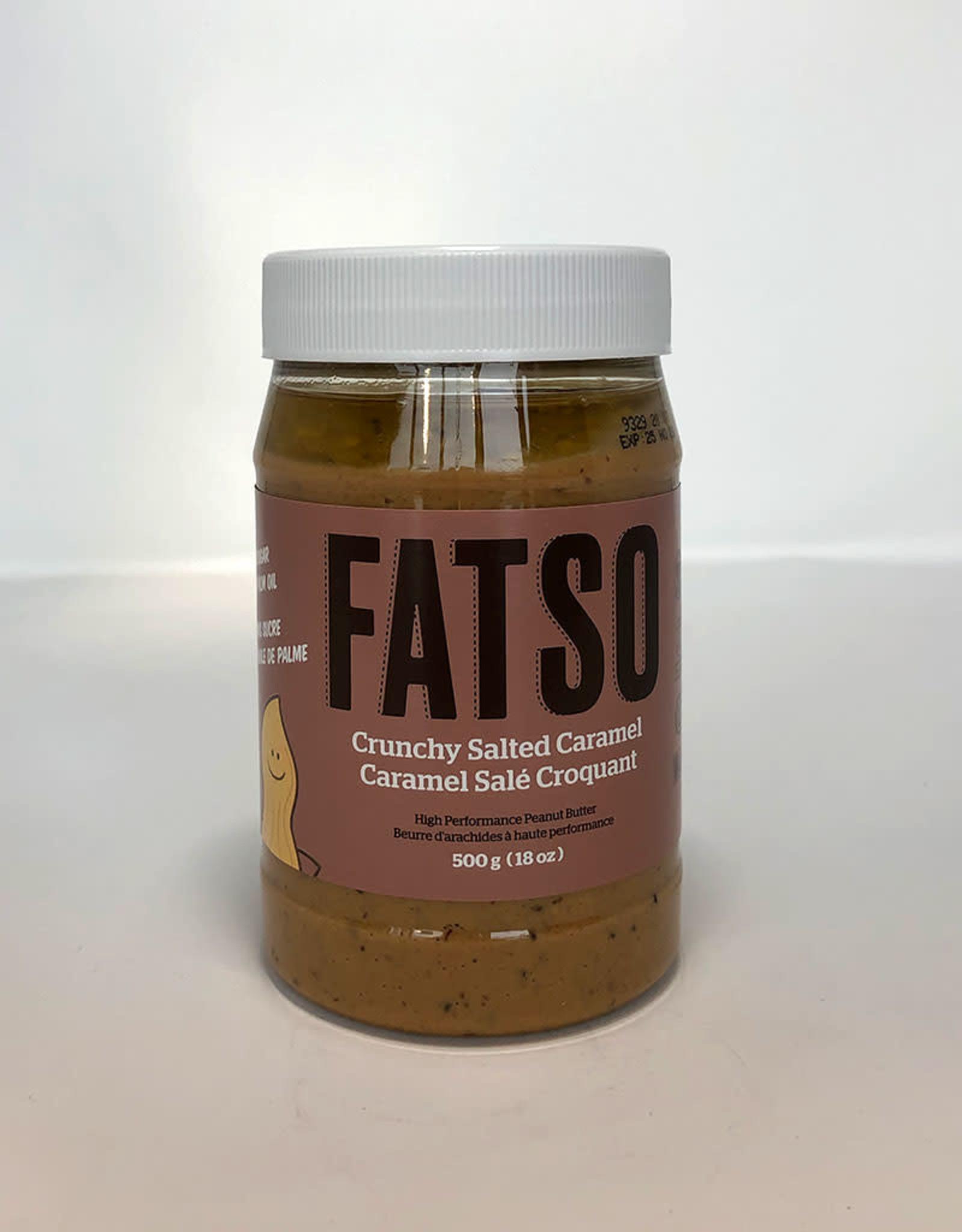 Fatso Fatso - Peanut Butter, Crunchy Salted Caramel