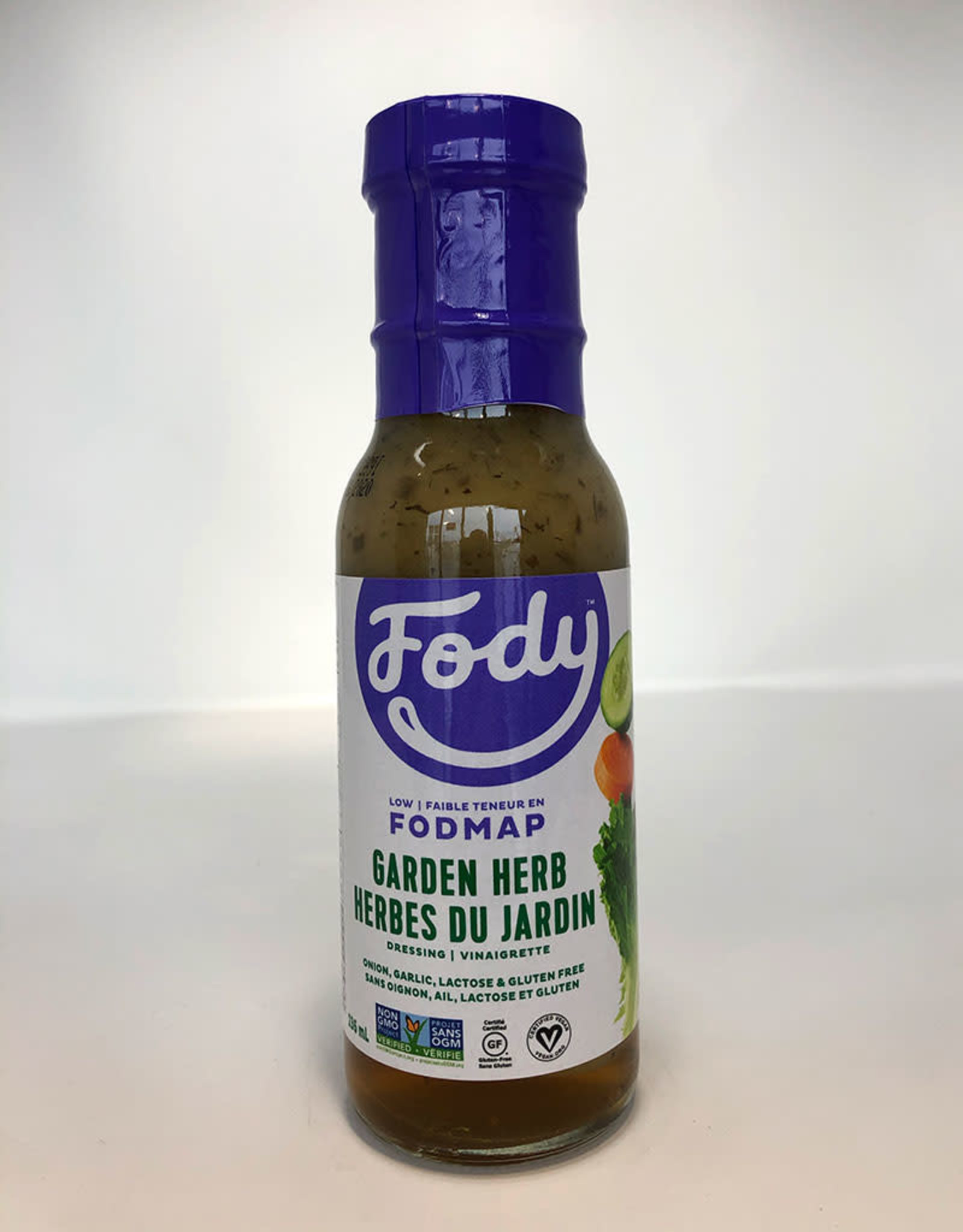 Fody Food Co. Fody - Salad Dressing, Garden Herb