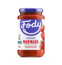 Fody Food Co. Fody - Sauce, Marinara