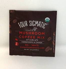Four Sigmatic Four Sigmatic - Mushroom Coffee, Cordyceps & Chaga (Single)