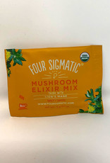 Four Sigmatic Four Sigmatic - Mushroom Elixir, Instant Lions Mane (Single)