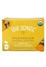 Four Sigmatic Four Sigmatic - Mushroom Latte Mix, Golden (Box of 10)