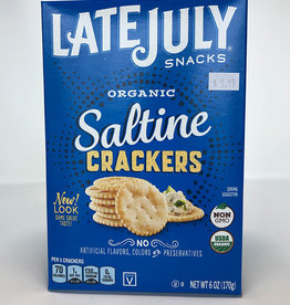 Late July Late July - Crackers, Classic Saltine