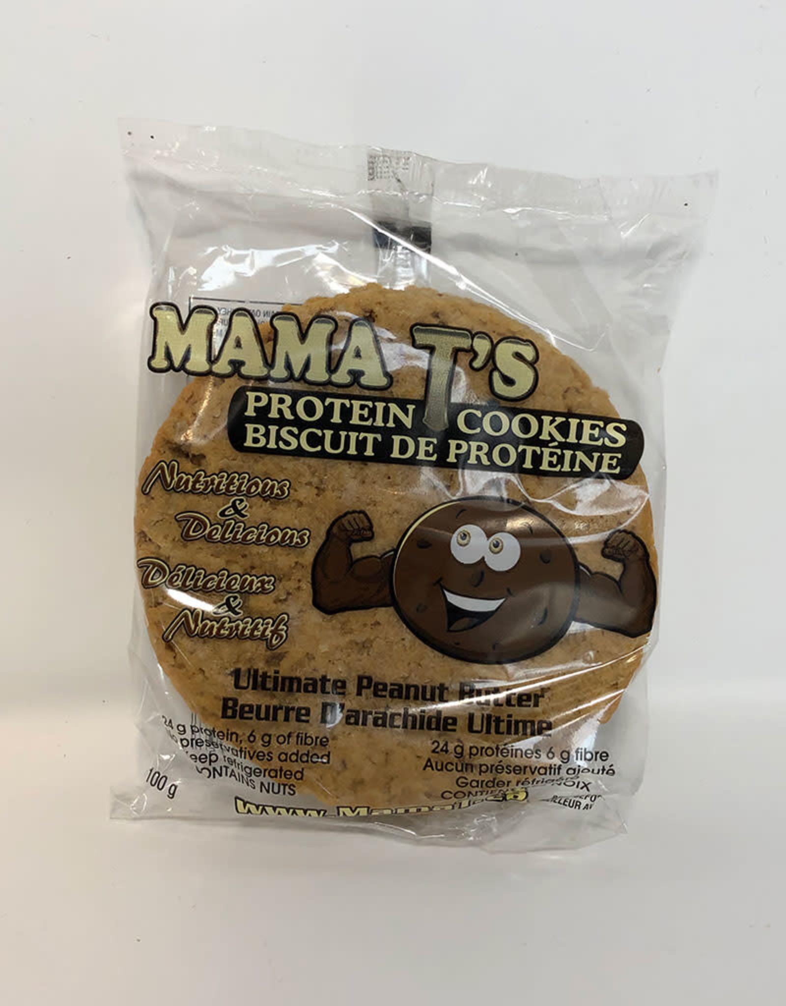 Mama T's Mama Ts - Peanut Butter