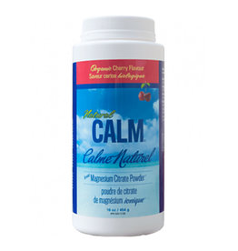 Natural Calm Canada Natural Calm - Magnesium, Cherry (226g)