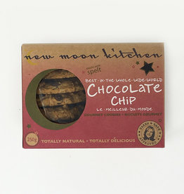 New Moon Kitchen New Moon Kitchen - Cookies, Chocolate Chip (box)