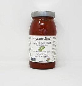 Organico Bello Organico Bello - Pasta Sauce, Kale Tomato Basil