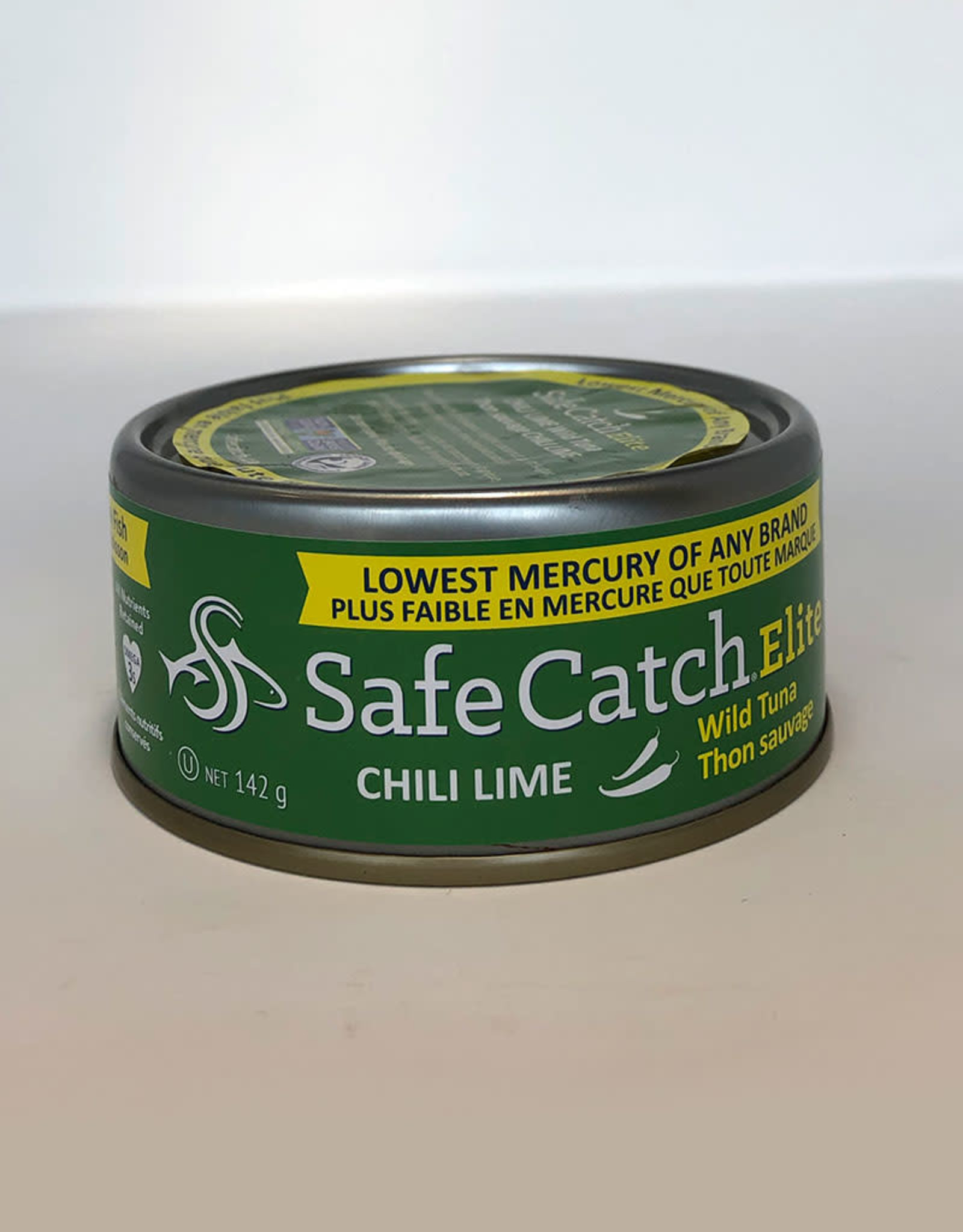 Safe Catch Safe Catch - Elite Wild Tuna, Chili Lime (142g)
