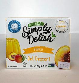 Simply Delish Simply Delish - Jell-O, Peach