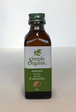 Simply Organic Simply Organic - Almond Extract