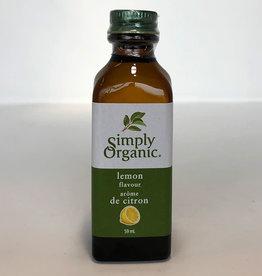 Simply Organic Simply Organic - Lemon Flavor/ extract