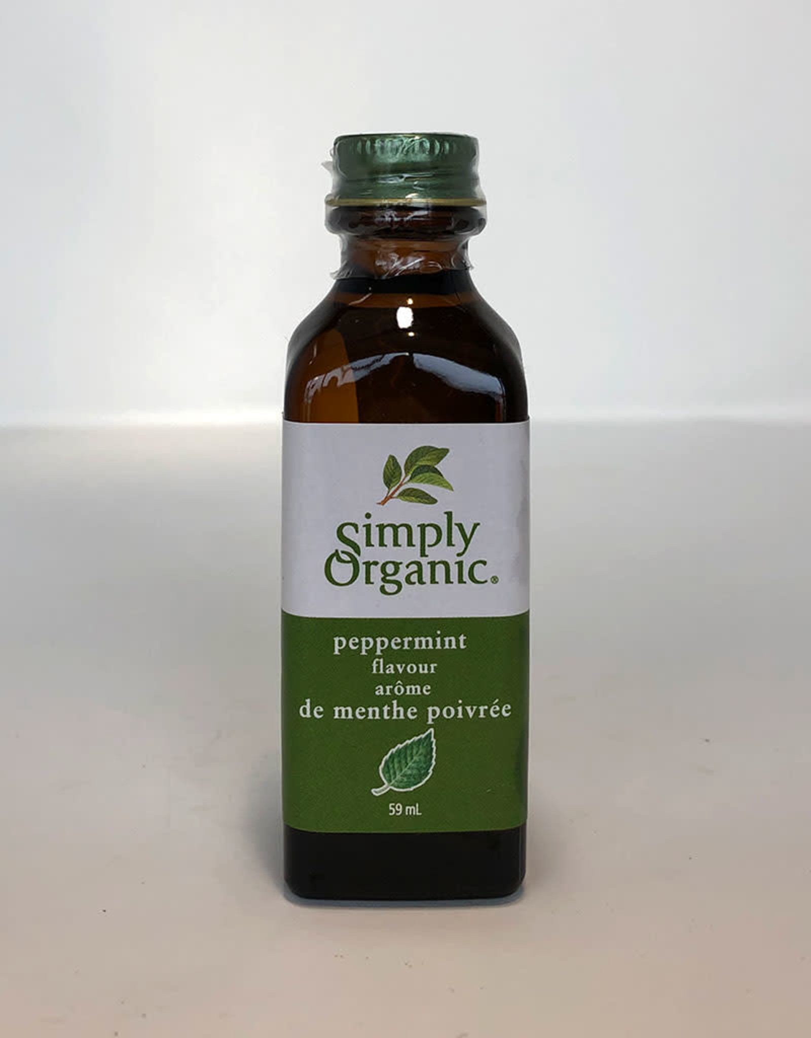 Simply Organic Simply Organic - Peppermint Extract (59ml)