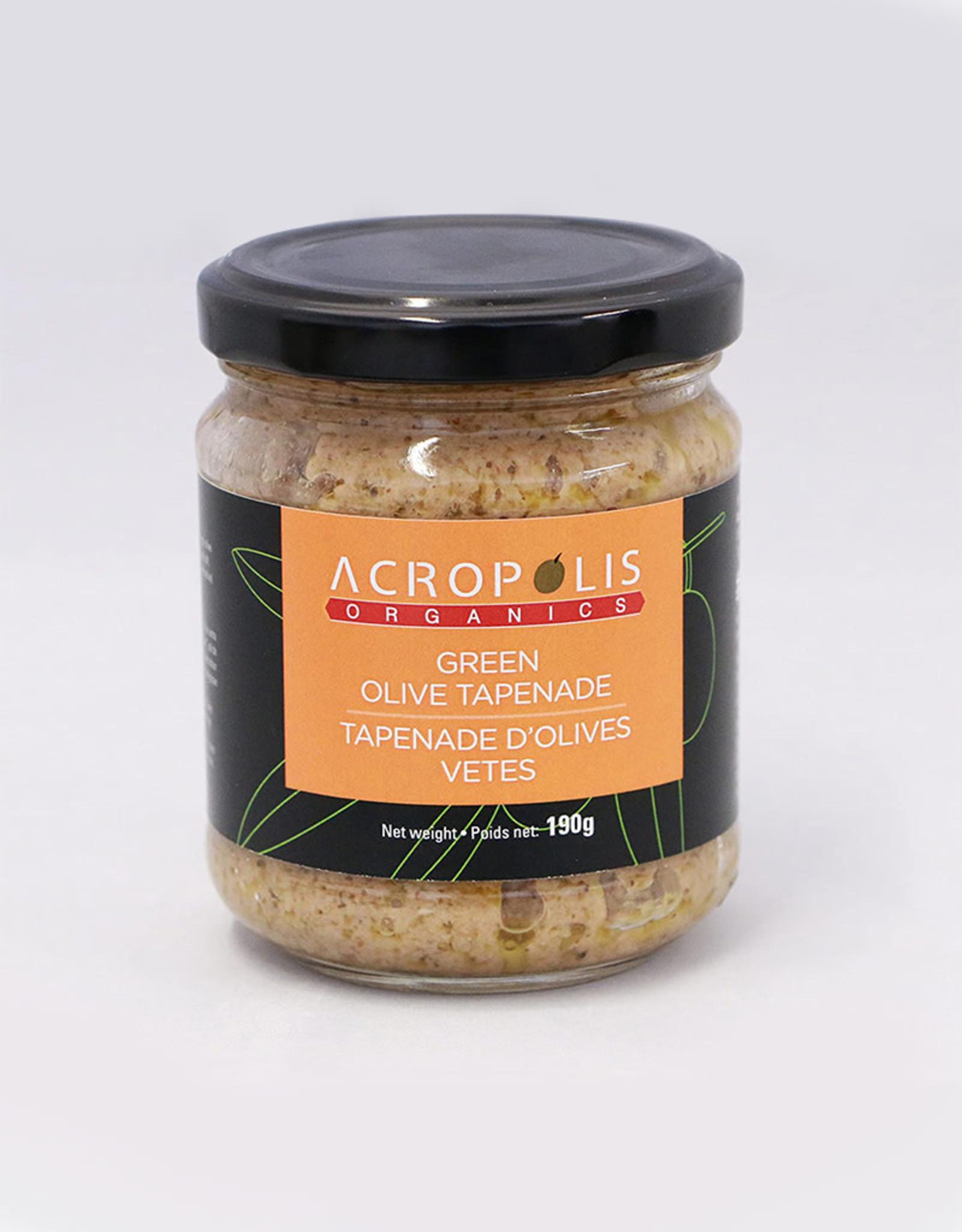 Acropolis Acropolis - Green Olive Tapenade (190g)