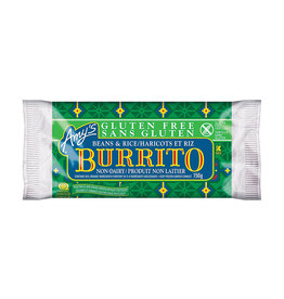 Amy's Kitchen Amys Kitchen - Bean and Rice Burrito (156g)
