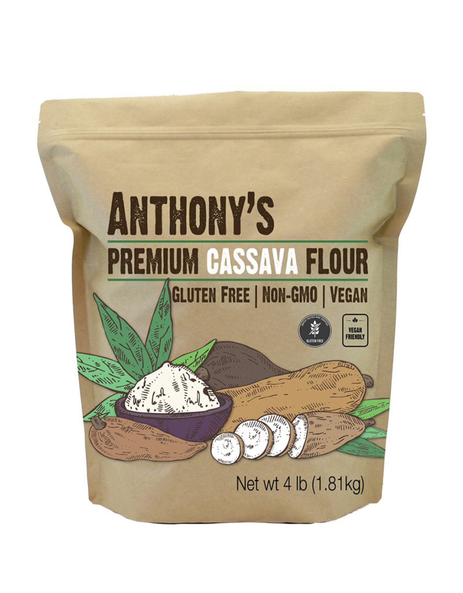 Anthony's Goods Anthonys Goods - Cassava Flour