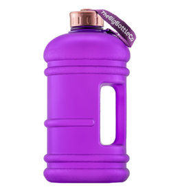 Big Bottle Co. Big Bottle Co. - Frosted Collection, Frosted Violet (2.2L)