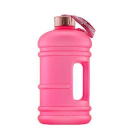 Big Bottle Co. Big Bottle Co. - Rose Gold Collection, Pink Rose (2.2L)