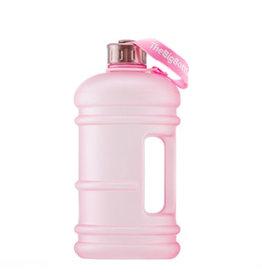 Big Bottle Co. Big Bottle Co. - Traveller Series, Frosted Blush Rose (1.5L)