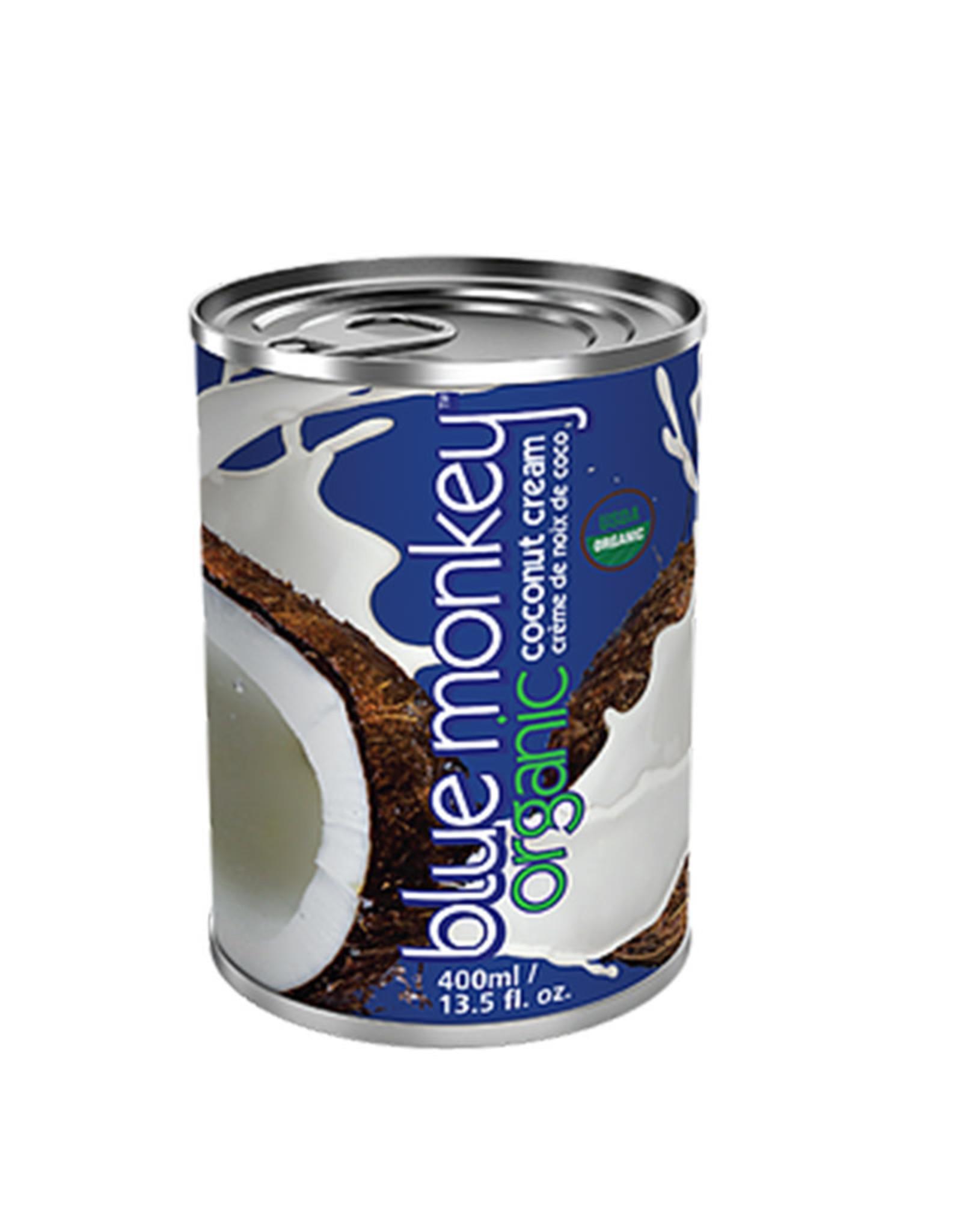 Blue Monkey Blue Monkey - Organic Coconut Cream (400ml)
