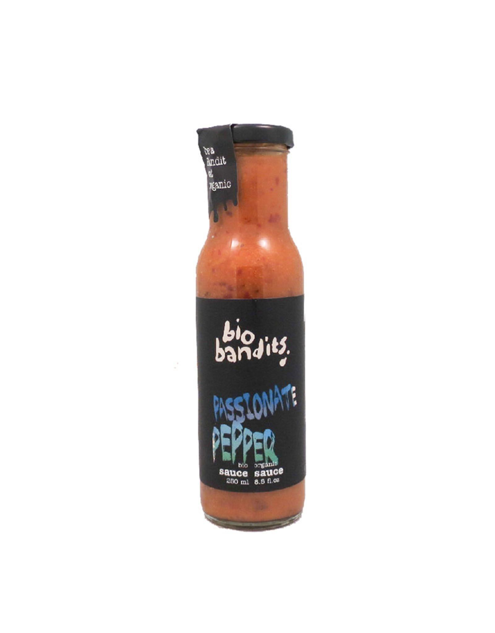 Bio Bandits Bio Bandits - Passionate Pepper (250ml)