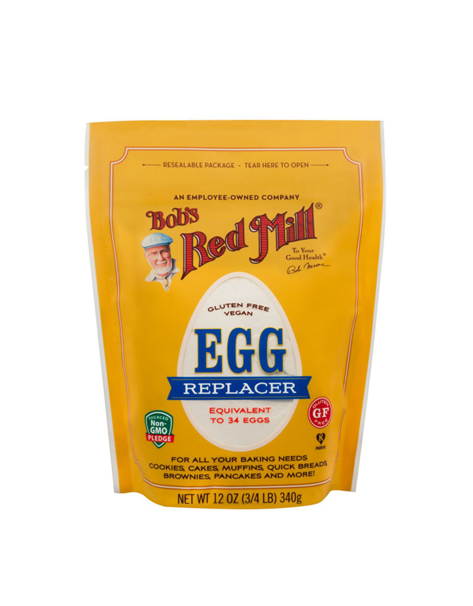 Bob's Red Mill Bobs Red Mill - GF Vegan Egg Replacer (340g)